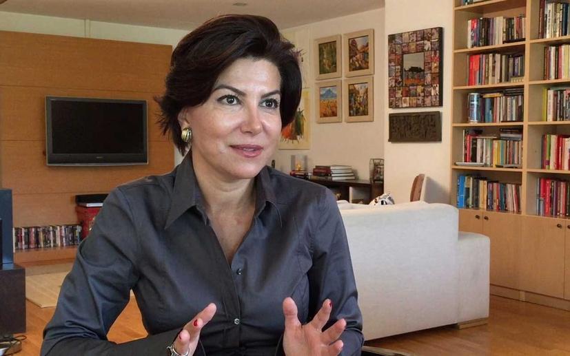Gazeteci yazar Sedef Kabaş babasını kaybetti!