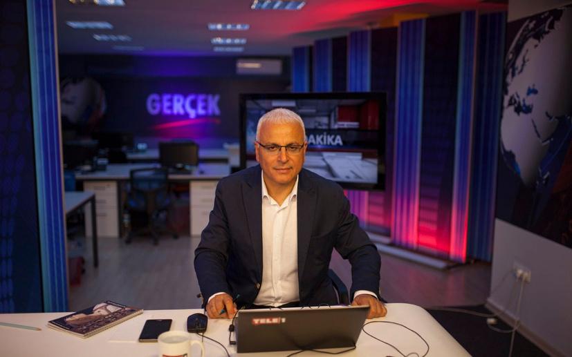 Merdan Yanardağ'dan Ahmet Hakan'a 'Sedef Kabaş' yanıtı