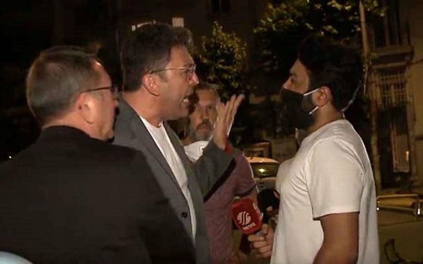 Emre Kınay'dan tartışma sonrası ilk açıklama