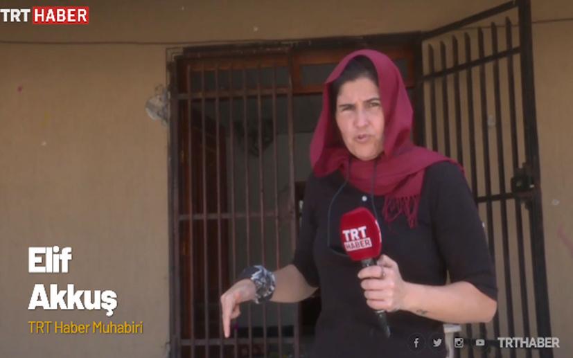 Günün muhabiri Elif Akkuş