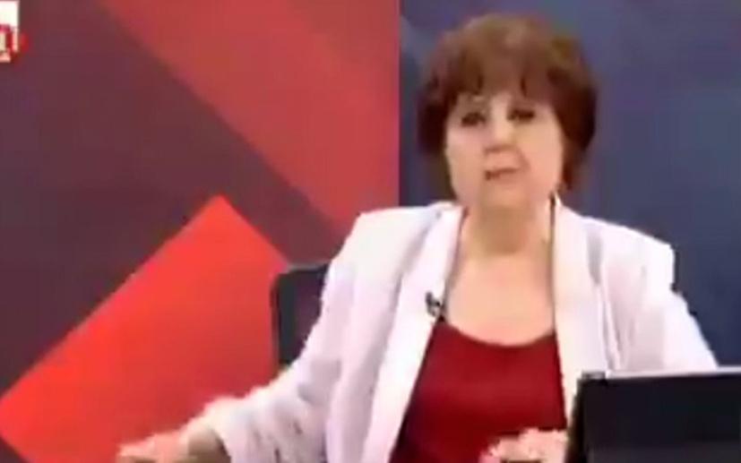 Ali Karahasanoğlu: Ayşenur Arslan, bunak kadın ifadesini hak etmiyor mu!