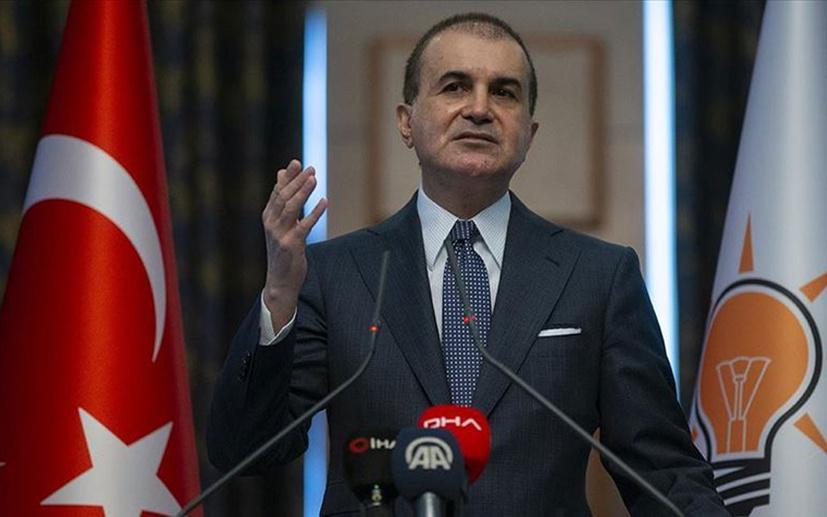 AK Parti Sözcüsü Çelik'ten Saygı Öztürk'ün yazısına kınama