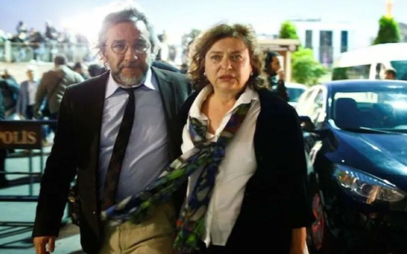Firari Can Dündar'ın eşi Dilek Dündar hakkında yakalama kararı çıkarıldı