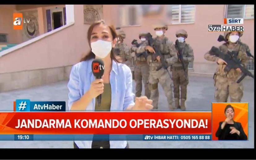 Haftanın muhabiri Özlem Aktay