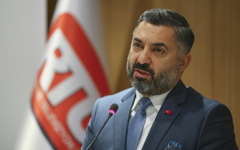 RTÜK Başkanı Şahin'den 'mesaj' açıklaması