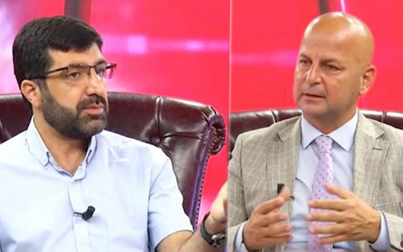 Akit TV'de 'Ayasofya' diyaloğu: Hilafet geri gelmeli Merkezi de Ayasofya olabilir