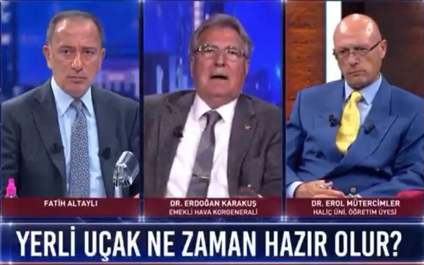 """Fatih Altaylı ve Erol Mütercimler arasında """"CHP"""" bakışması"""