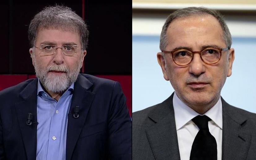 Fatih Altaylı'dan Ahmet Hakan'a Cübbeli Ahmet tepkisi