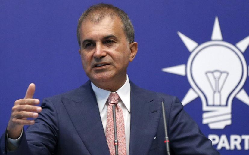 Ömer Çelik: Türkiye Cumhuriyeti, demokratik, lâik ve sosyal bir hukuk devletidir