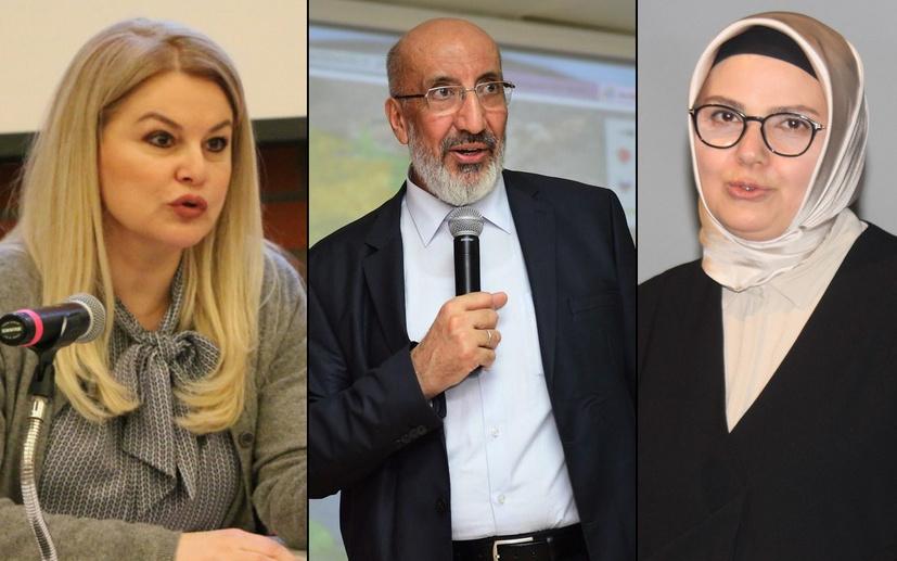Ayşe Böhürler ve Deniz Ülke Arıboğan'dan Abdurrahman Dilipak'a tepki