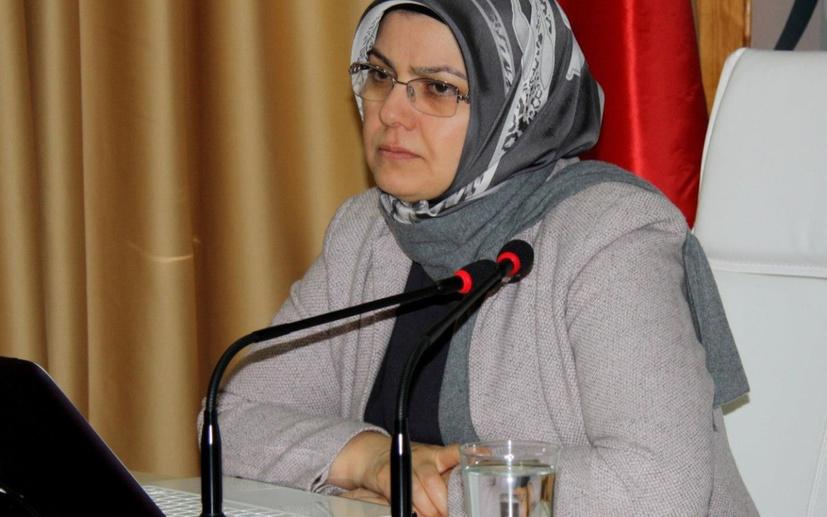 Ayşe Böhürler'den Ebubekir Sofuoğlu'na İstanbul Sözleşmesi tepkisi