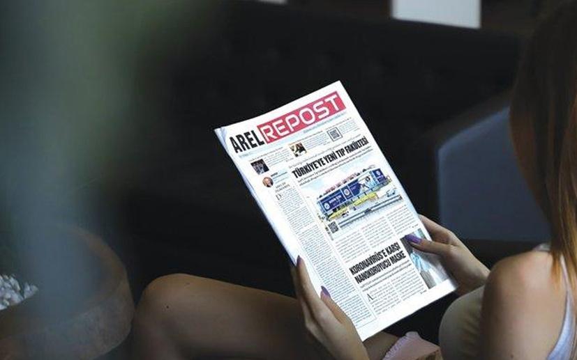 Dijital gazete: ArelRepost