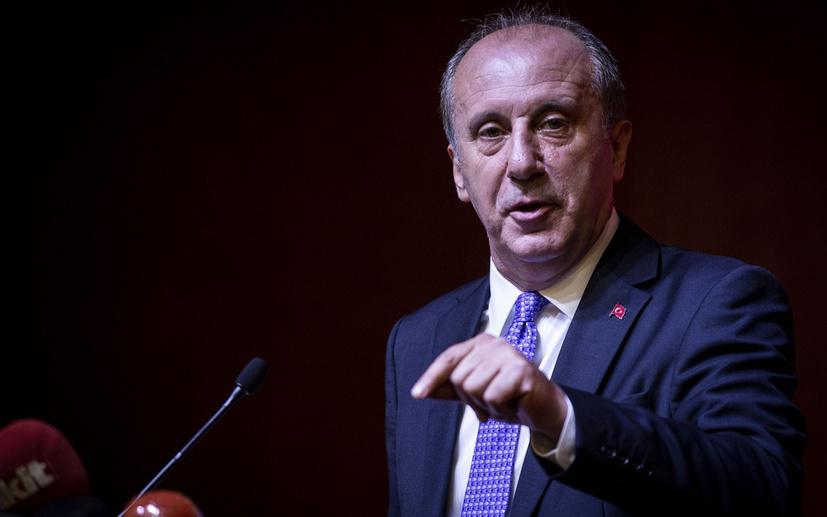 Arslan Tekin: Muharrem İnce'ye Erdoğan karşısında mecburen destek verilmiştir