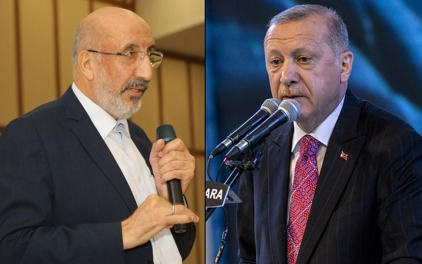 Cumhurbaşkanı Erdoğan, Abdurrahman Dilipak'ı kınadı
