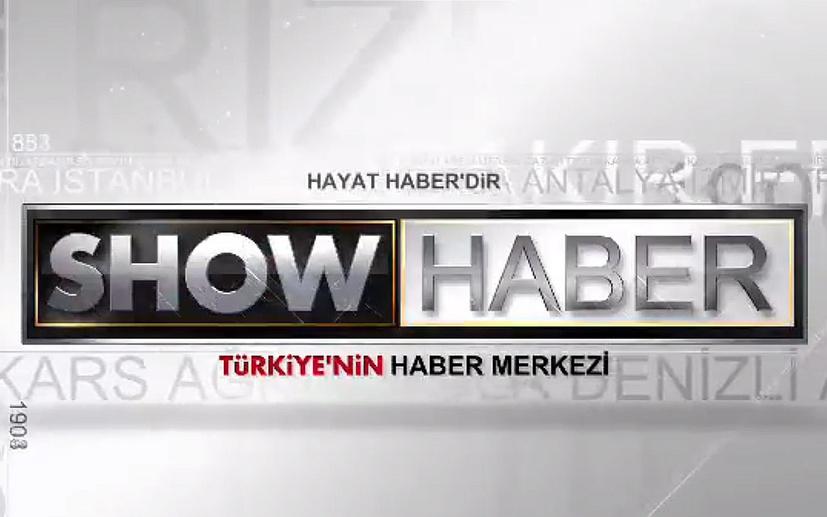 Show TV Ana Haber Pazartesi başlıyor