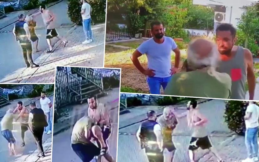 Gazetecilerden komşusunu tekme tokat döven Halil Sezai ve ona destek veren Eren Erdem'e sert tepki