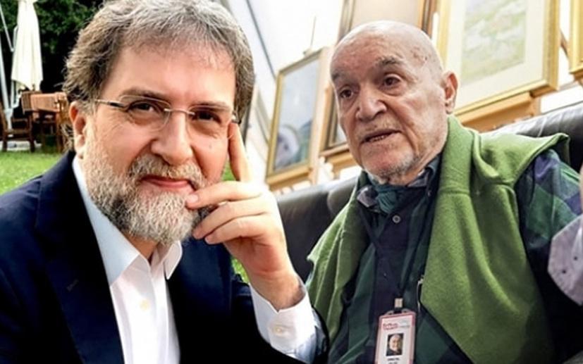 Hıncal Abi'den Ahmet Hakan'a 'sosyal medya jürisi' tepkisi