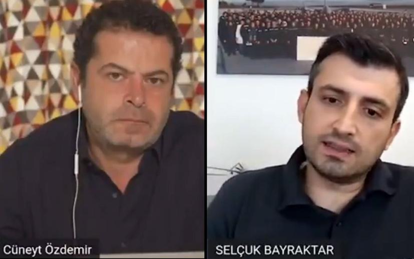 Cüneyt Özdemir İHA ve SİHA'lar için sordu: Yüzde 100 Türk malı mı, yoksa malzemeler burada mı birleştiriliyor?