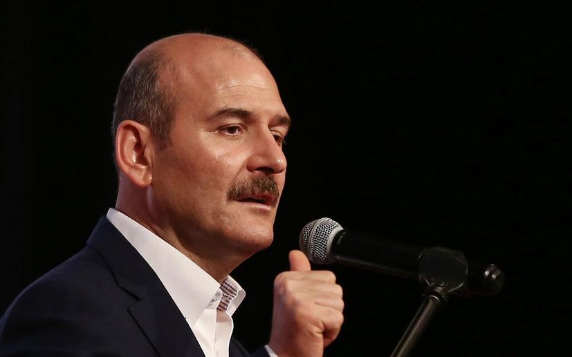 Bakan Süleyman Soylu'dan CHP'li Altay'a: Bakan Süleyman Soylu'dan CHP'li Altay'a: Vallahi sizi, 15 Temmuz'dan beter yaparız