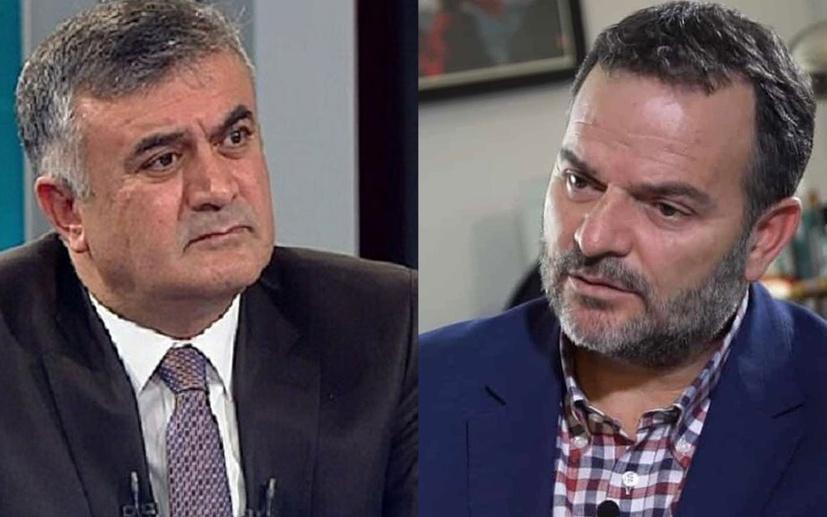 """Kemal Öztürk ve Adil Gür arasında """"Kıbrıs"""" tartışması!"""