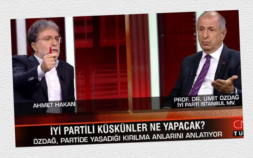 Ahmet Hakan Ümit Özdağ'ın Buğra Kavuncu iddiasını yorumladı: Bu kadarını beklemiyordum