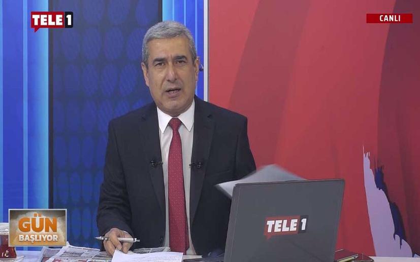 RTÜK, Tele 1'in yalan yayınına inceleme başlattı