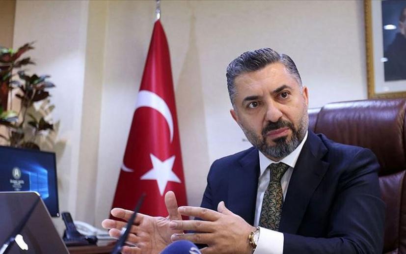 RTÜK Başkanı'ndan basına İzmir teşekkürü