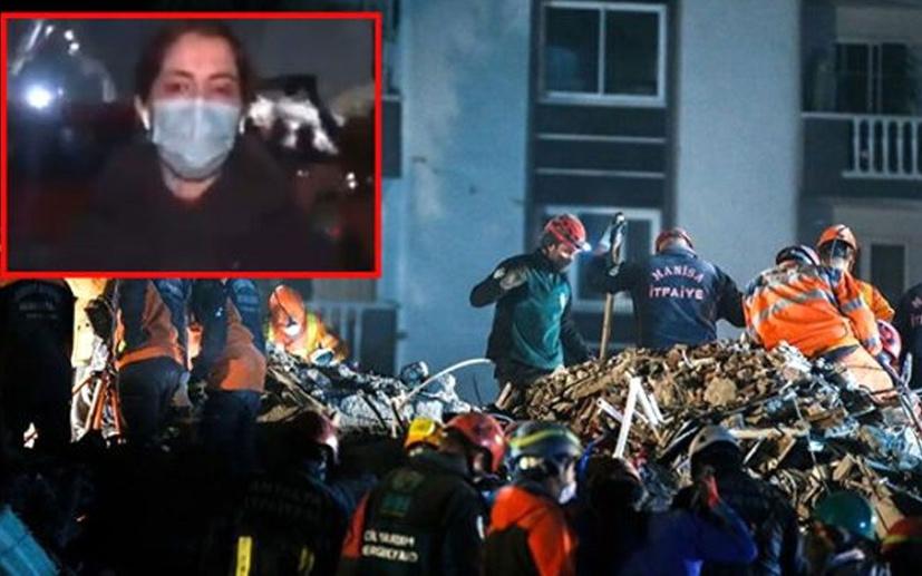 Seda Dinçer'in ölüm haberi sonrasında CNN Türk'te gözyaşları sel oldu