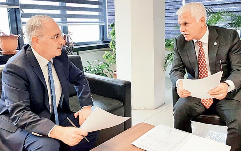 1999 yılının Bayındırlık Bakanı Koray Aydın Saygı Öztürk'e konuştu