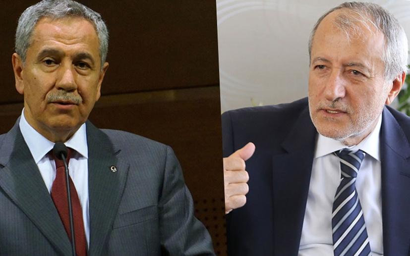 Ali Karahasanoğlu'ndan Arınç ve Arslan'a: Habertürk'te BBC'de değil Akit'te konuşmalıydınız