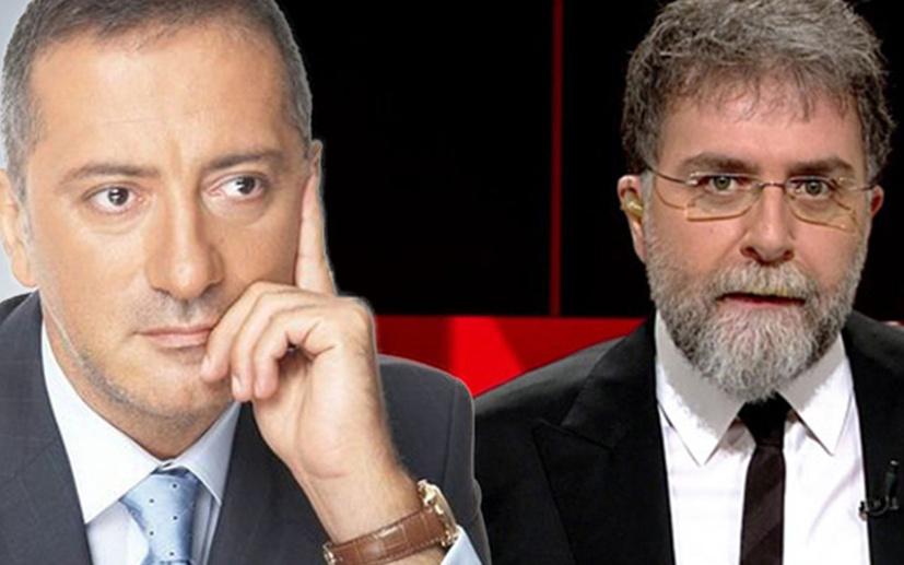Ahmet Hakan'ın özrüne Fatih Altaylı'dan sert tepki: Bizi ahmak yerine koymaktan vazgeç!