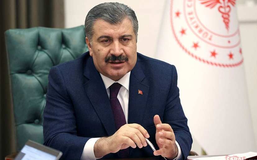 Sağlık Bakanı Fahrettin Koca'dan Cumhurbaşkanı Erdoğan'a 'Bilim Kurulu' teşekkürü