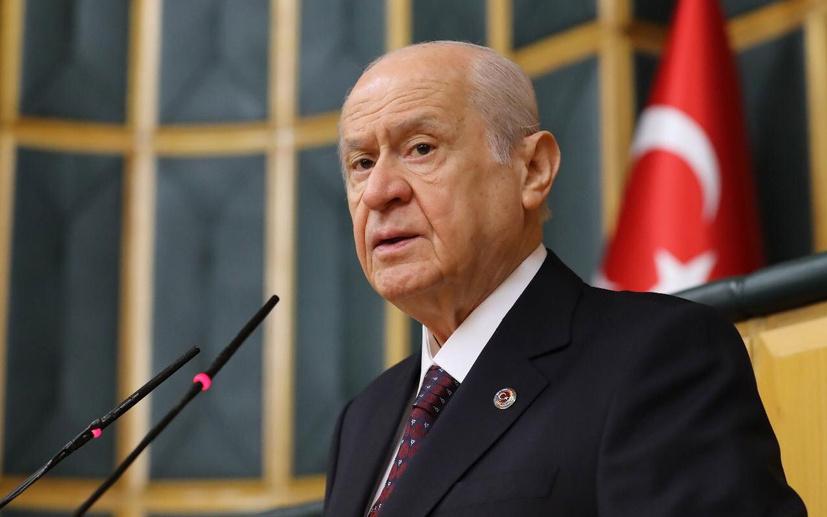 MHP Lideri Devlet Bahçeli'den Sözcü ve Can Ataklı'ya sert tepki