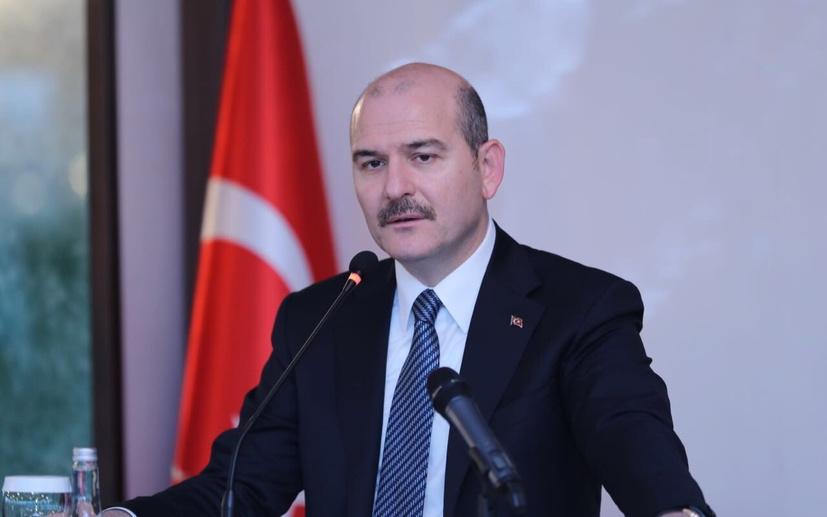 Bakan Süleyman Soylu Gara'ya giden HDP'li vekili açıkladı!