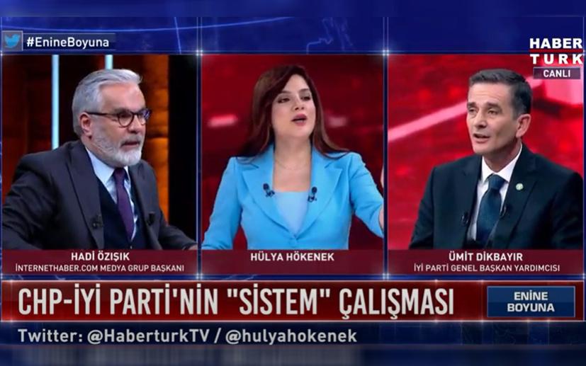 İYİ Partili Ümit Dikbayır Diyarbakır anneleriyle ilgili açıklaması tepki çekti