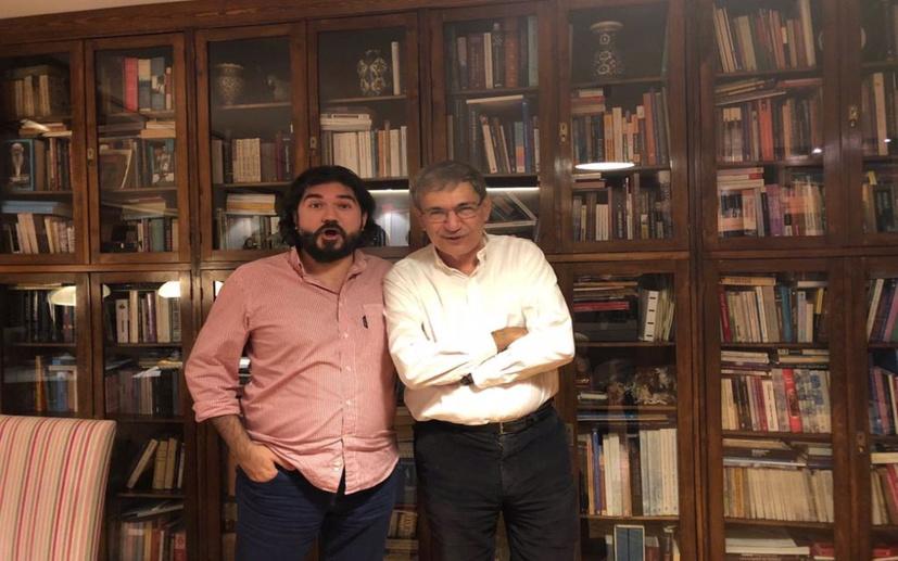 ROK ile Orhan Pamuk'un 2002'deki videosu ortaya çıkacak mı?