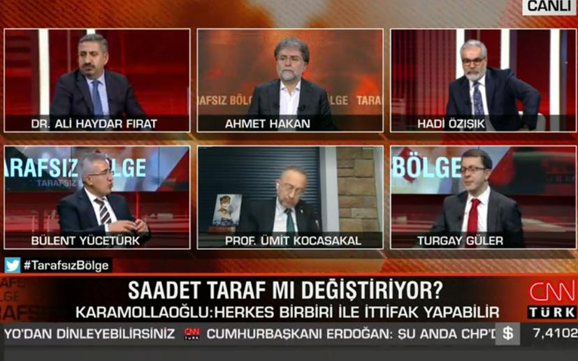 Hadi Özışık'tan bomba kulis: Deniz Baykal'ın kızı parti kuruyor!