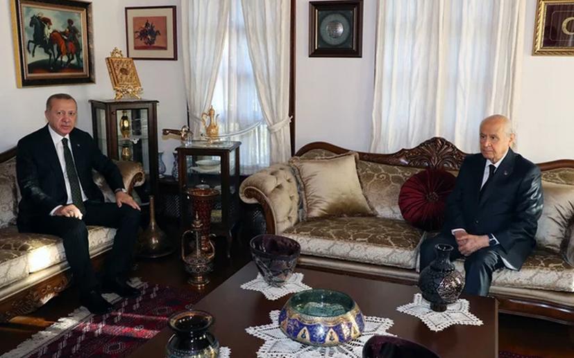 Cumhurbaşkanı Erdoğan Devlet Bahçeli'yi neden ziyaret etti? Abdulkadir Selvi yazdı
