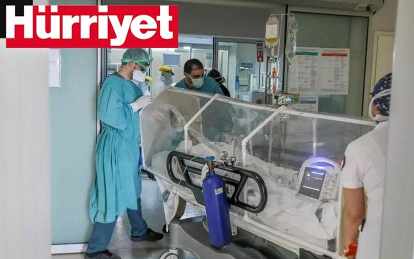 Hürriyet gazetesinin Yazı İşleri Müdürü Seçkin Türesay'ın koronavirüse yakalandı durumu ağır!
