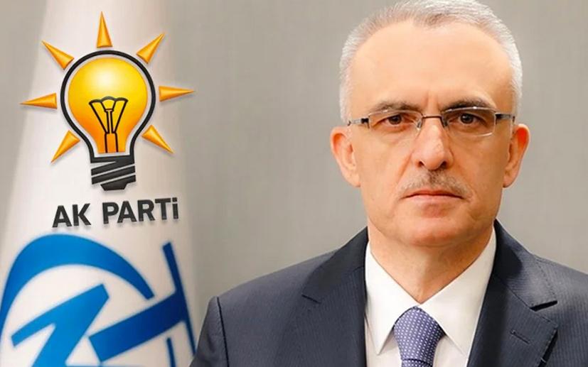 AK Parti'den açıklama geldi! İşte Naci Ağbal'ın görevden alınma sebebi!