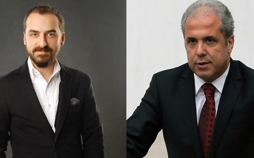 Şamil Tayyar ve Faruk Acar birbirine girdi!