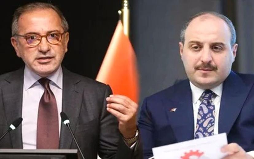 Fatih Altaylı'dan Bakan Varank'a cevap! Aşı polemiği devam ediyor