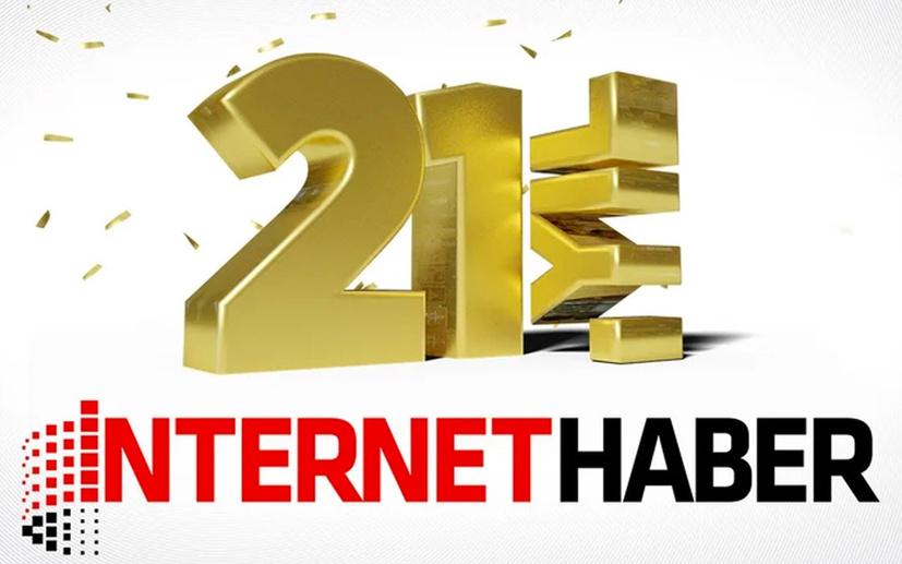 İnternethaber 21 yaşında! İlk günkü heyecanla sadece 'habercilik' yaparak...