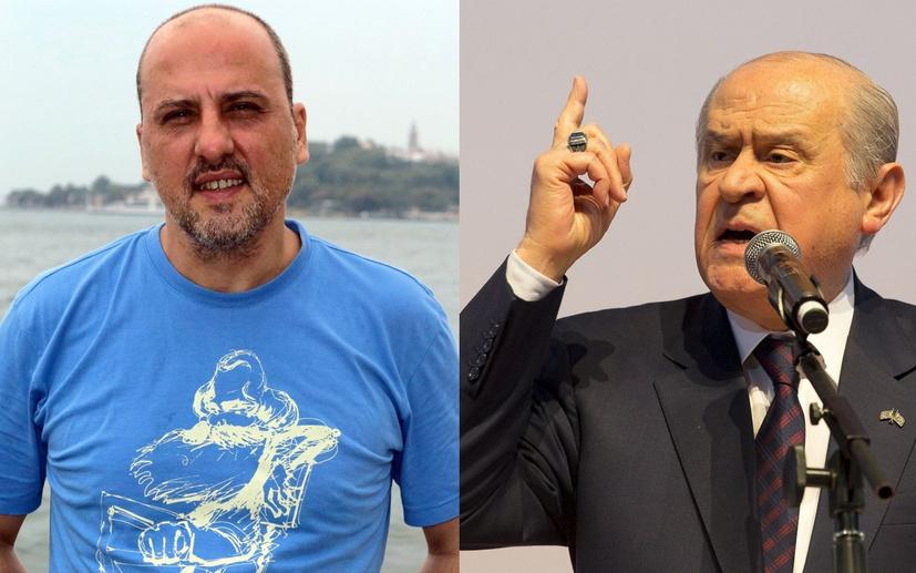 Devlet Bahçeli'nin gazeteci milletvekili Ahmet Şık için söylediği her laf olay