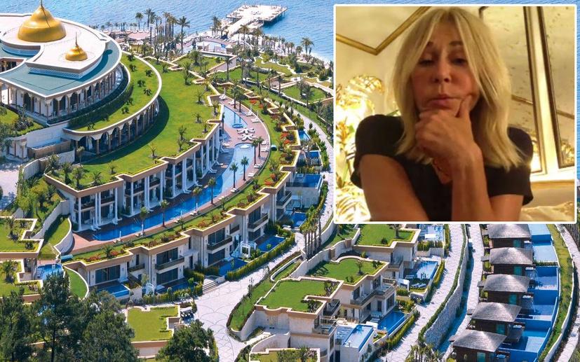 Paramount Otel'in asıl sahibi Yasemin Uras ortaya çıktı inanılmaz iddialar