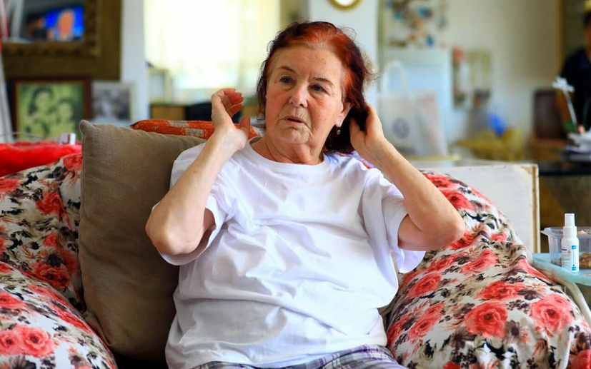 Fatma Girik'ten kötü haber! Acilen hastaneye kaldırıldı