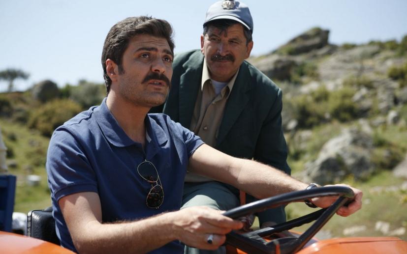 Şahin Irmak imaj yeniledi yeni diziyle ekranlara dönüyor