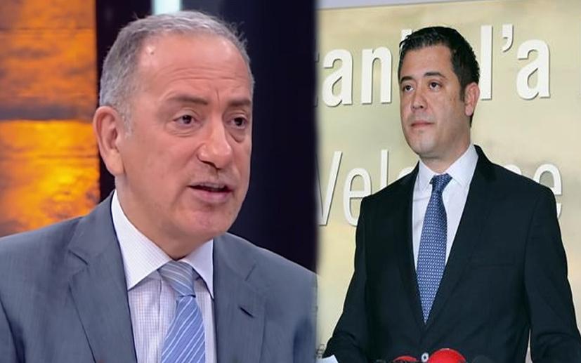 Fatih Altaylı'dan İBB Sözcüsü Murat Ongun'a: Hop kardeşim ne oluyorsunuz!