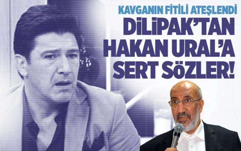 Abdurrahman Dilipak'tan Kanal D ve Hakan Ural'a sert sözler! Ne hukuk ne ahlak umurlarında değil