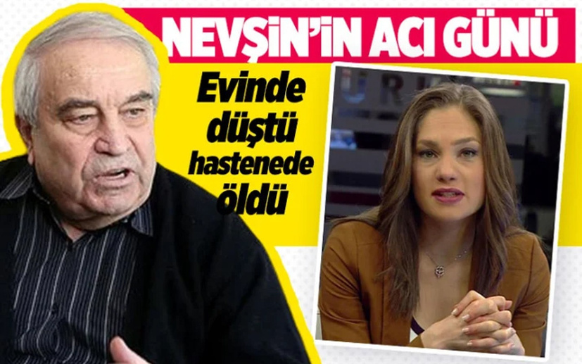 Nevşin Mengü'nün acı günü! Babası CHP'li Şahin Mengü hayatını kaybetti